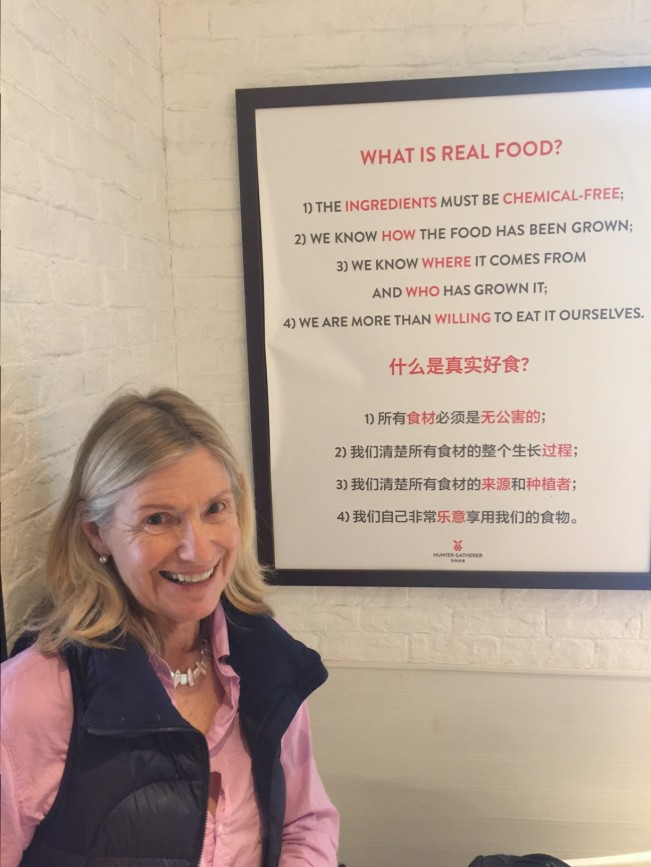 Rural Organics Meat – fuels a trip to China for Gracie's Ironman 70.3 Hefei