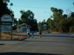 Eneabba-Triathlon-run