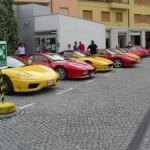 Vignola Cherry Festival -  cherry lovers also love fine cars