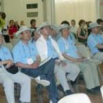 Interested Korean delegates