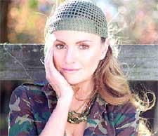 Grace McClure - young Australian certified organic farmer