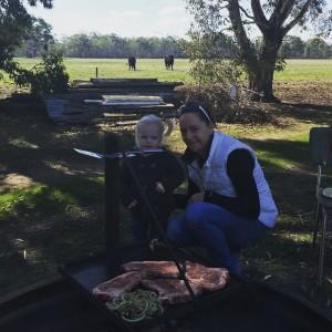 Incredible! - Biodynamic Wagyu on the farm BBQ